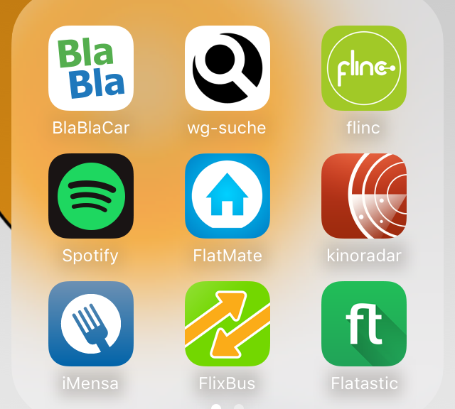 Nützliche Apps für deine WG